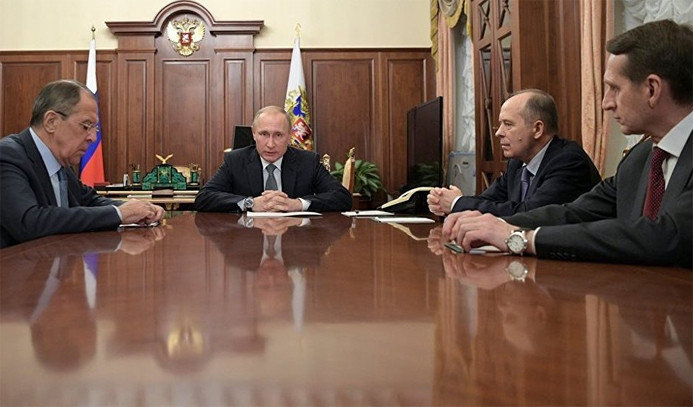 Putin: Bu saldırı bir provokasyon
