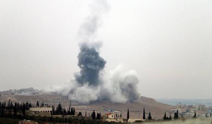 TSK: Bab'da en az 30 sivil öldü