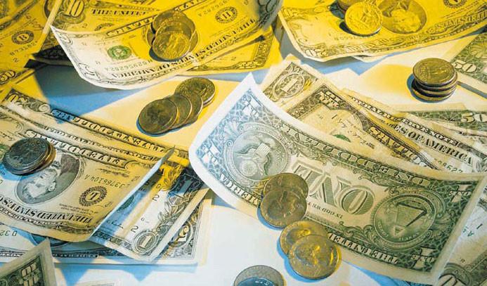 Dolar 3.55'e çıktı