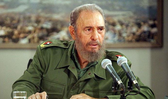 Küba'da Castro'nun adı sokaklara verilemeyecek