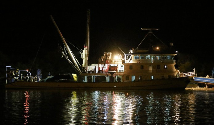 Balıkçılar 'Vira Bismillah' ile sezonu açtı