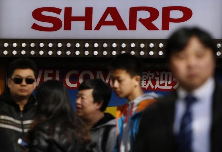 Sharp Corp. marka lisansını geri almak istiyor