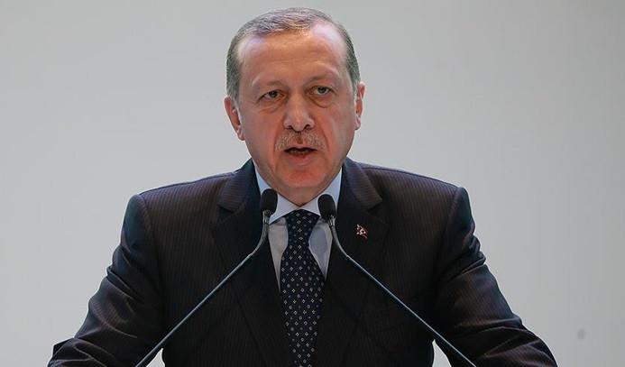 Erdoğan: Bu tür kirli oyunlara geçit vermeyeceğiz
