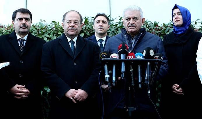 Başbakan Yıldırım'dan saldırıya ilişkin açıklama