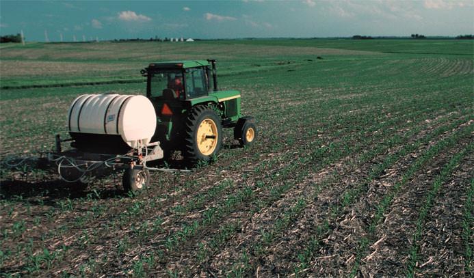 Nitratlı gübre reçete ile satılacak