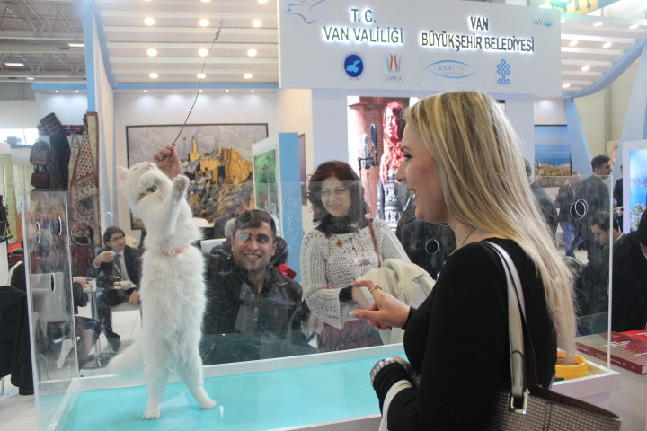 EMITT 2017'de Türk turist savaşı