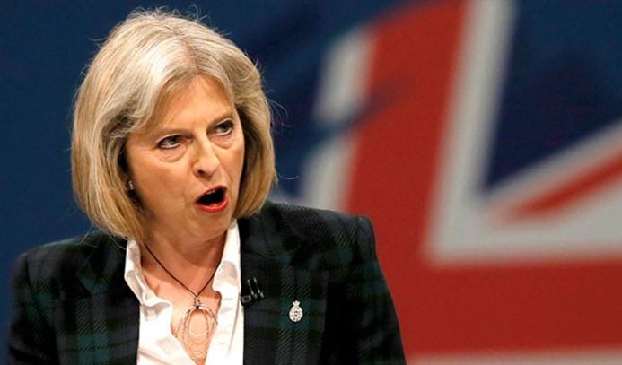 Ankara İngiltere Başbakanı May'i ağırlıyor