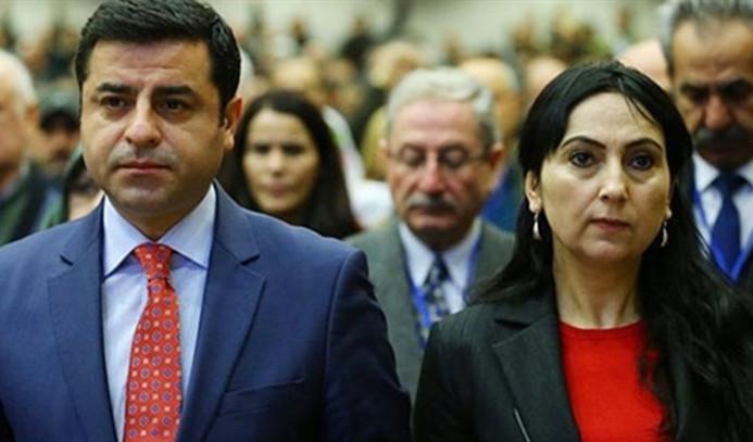 3 ayda HDP'li 12 milletvekili tutuklandı