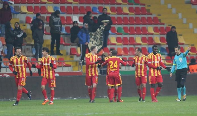 Fenerbahçe'ye Kayseri şoku!