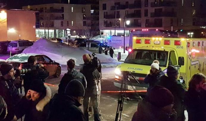 Kanada'da cami saldırısı: 6 ölü