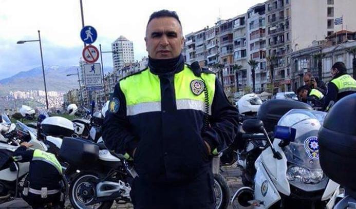 İzmir'de şehit düşen polis faciayı önledi