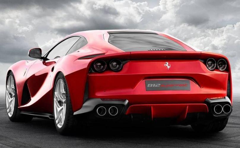 İşte 2018 Ferrari 812 Superfast