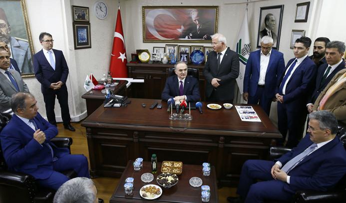 'Türkiye'nin 3 sorunu var'