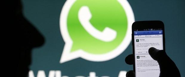 WhatsApp'tan durum güncellemesi için geri adım
