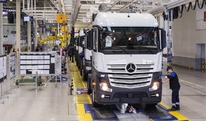 Mercedes'ten çalışanlarına 5 bin euro ikramiye