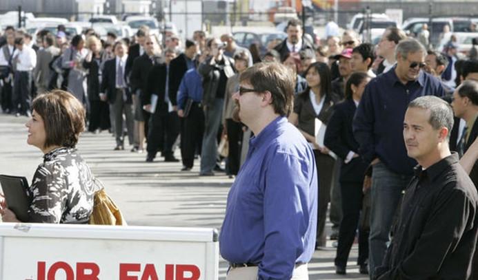 ABD'de işsizlik başvuruları beklentilerin aksine azaldı