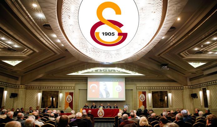 Galatasaray'da mali kongre tarihi belli oldu