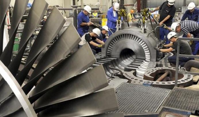 Almanya'da imalat PMI 6 yılın zirvesine çıktı
