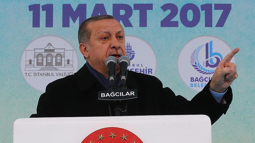Erdoğan: Senin uçakların Türkiye'ye nasıl gelecek?