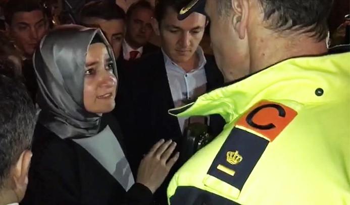 Bakan Kaya Türkiye'ye döndü