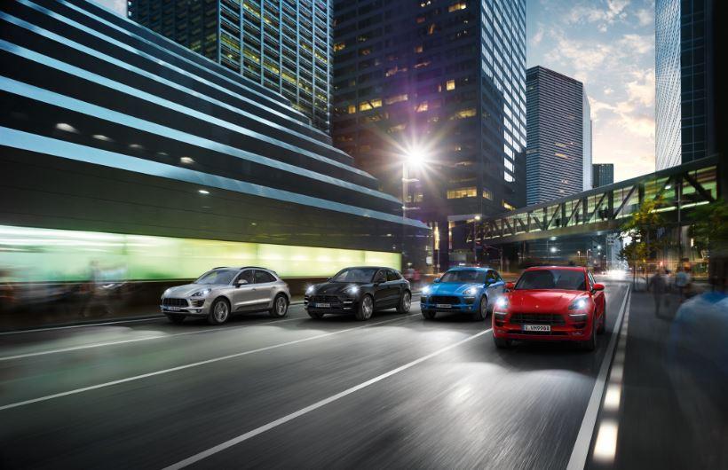 Porsche'nin en yeni model ailesi: Macan