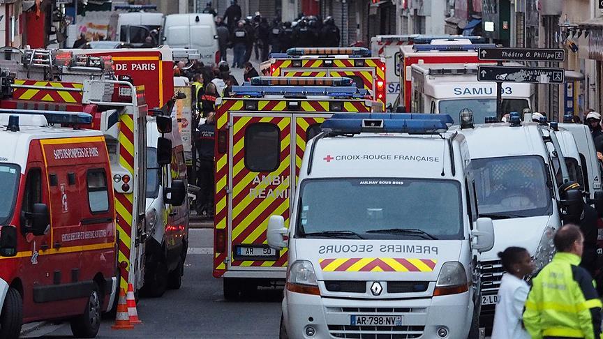 IMF'nin Paris ofisinde patlama oldu