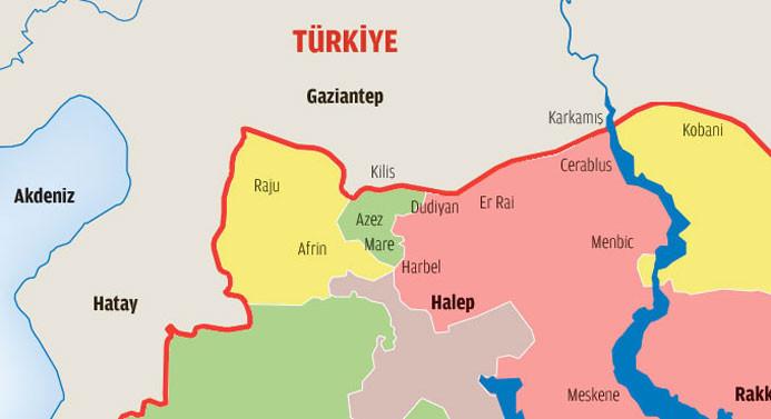 Rusya, YPG ile anlaştı iddiası