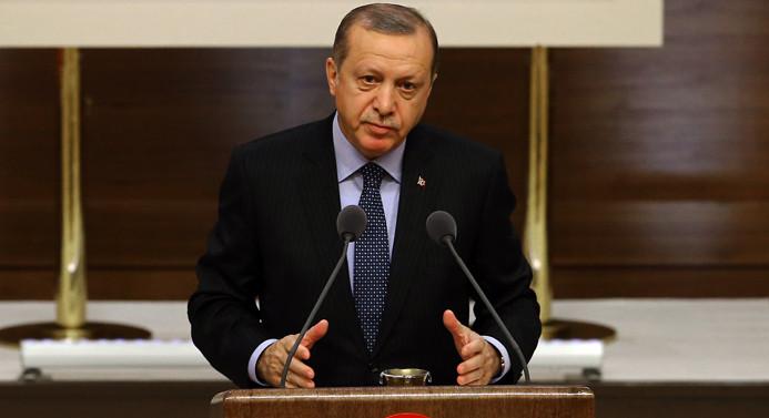 Erdoğan'dan 'Londra' mesajı