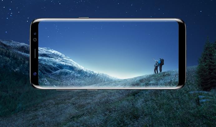 Samsung Galaxy S8 için geri sayım başladı