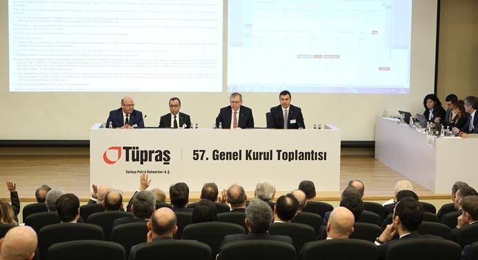 Tüpraş, 1.5 milyar lira kâr payı dağıtacak