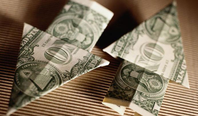 Dolar enflasyon sonrası yükseliyor