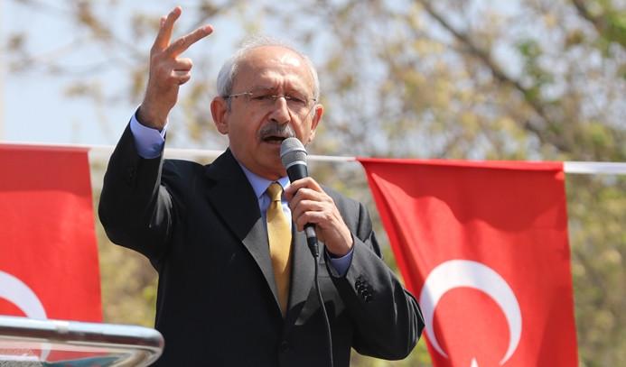 Kılıçdaroğlu: 50 vekilin maliyeti 187 trilyon lira