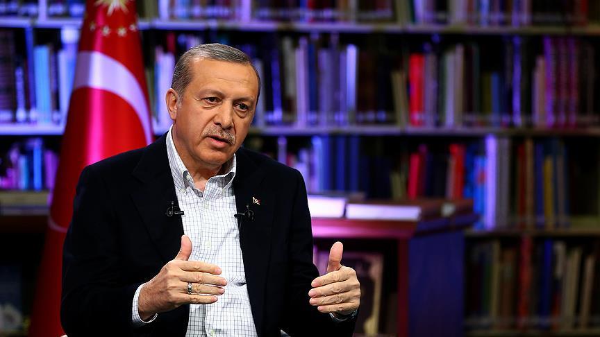 Erdoğan'dan 'eyalet sistemi' iddialarına yanıt