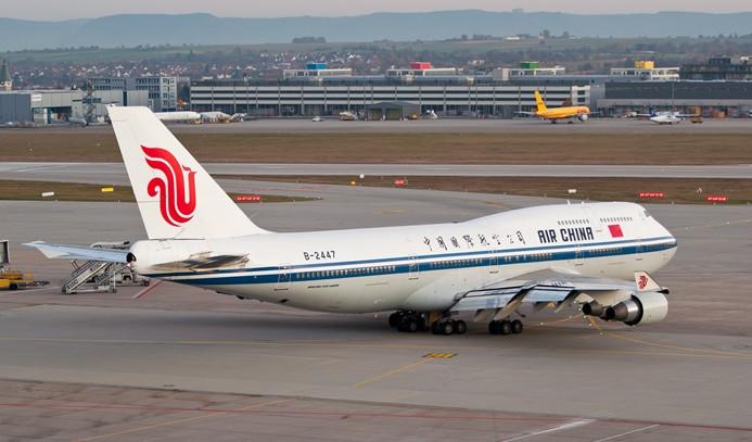 Air China, Kuzey Kore'ye uçuşları askıya aldı