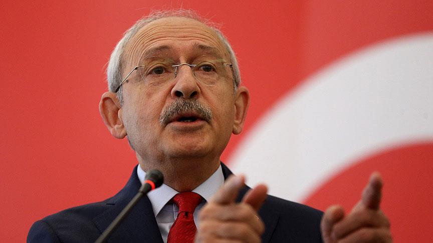 Kılıçdaroğlu'dan YSK'ya tepki