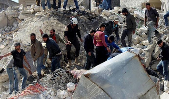 Türkiye'den BM'ye Suriye mektubu