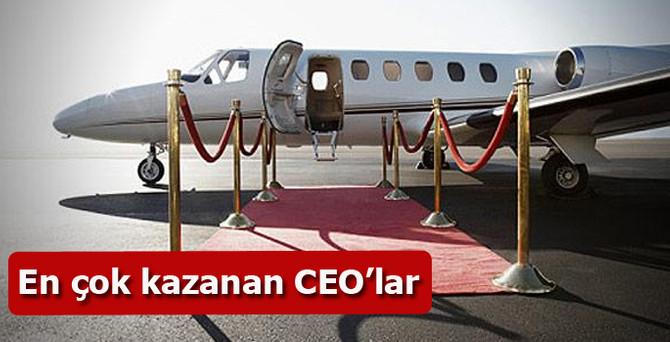 Dünyanın en çok kazanan CEO'ları