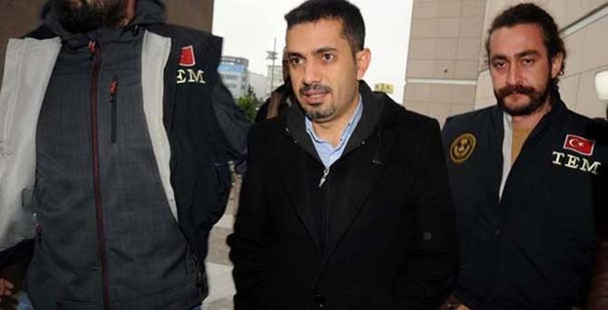 Gazeteci Baransu'nun abisi gözaltına alındı