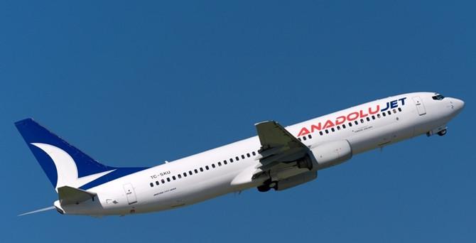 Anadolujet Kapadokya-Antalya uçuşları başlıyor