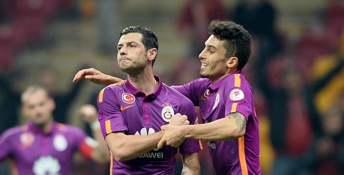Galatasaray yarı finale çok yakın