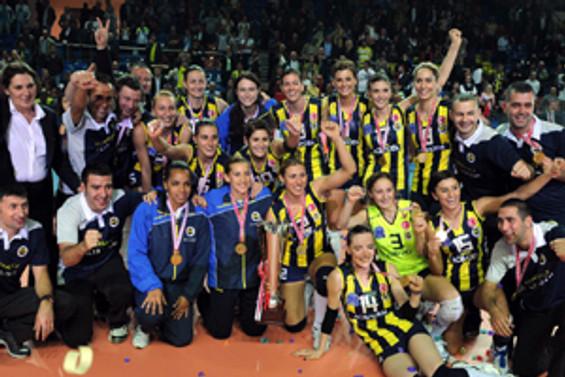 Süper Kupa, Fenerbahçe Acıbadem'in