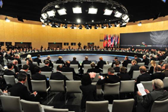 Afganistan toplantısı başladı
