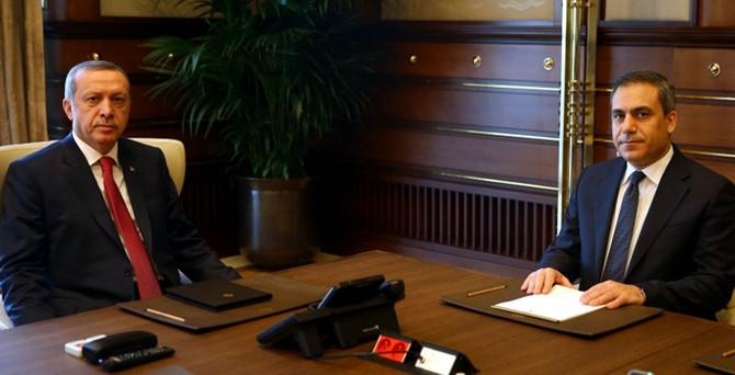 Cumhurbaşkanı Erdoğan: Hakan Fidan'a kırgınım