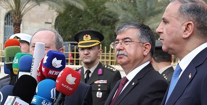 Bakan'dan 'Musul'a operasyon' açıklaması