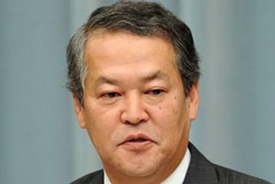 Japon bakandan örnek istifa