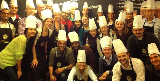 İstanbul Kitchen's Academy'de aşçılık dersleri başlıyor