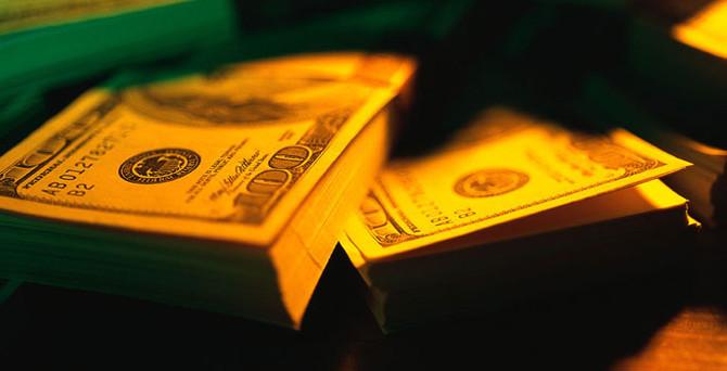 Dolar 3 TL'nin altına indi