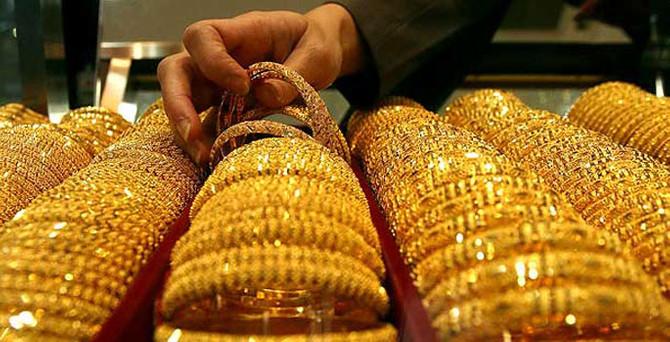 Altın fiyatları 3 ayın dibine vurdu