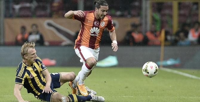 Fenerbahçe ile Galatasaray 380'inci randevuda