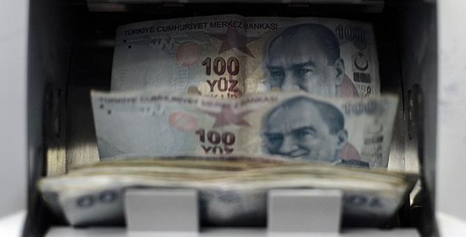 Hazine alacakları 17,7 milyar lira